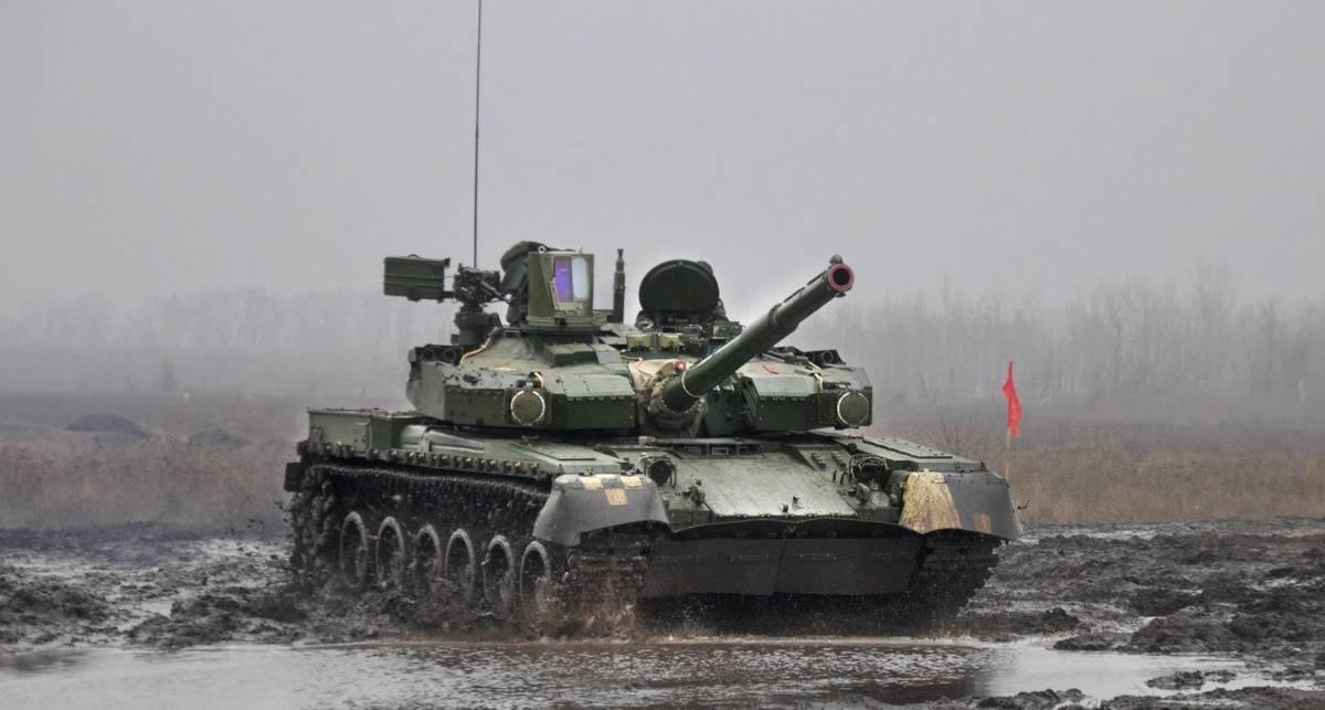 Три самых топовых танка Украины