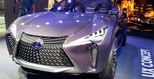Фиолетовый Lexus и хипстерский Volkswagen: 5 новинок Детройта 2017