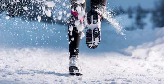 Бег зимой: шесть пар непромокаемых кроссовок