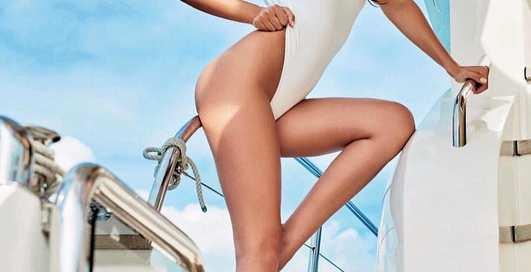 Красотка дня: молдавская модель Ксения Дели