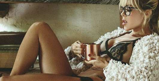 Красотка дня: колумбийская модель и певица Наталия Пэрис