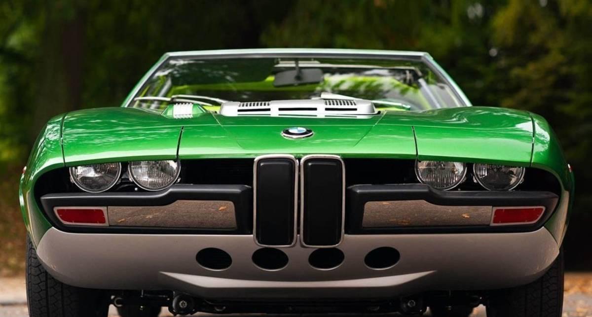 Десятка BMW, которые нигде и никогда не увидишь
