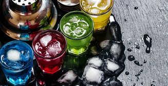 Домашние коктейли на основе водки