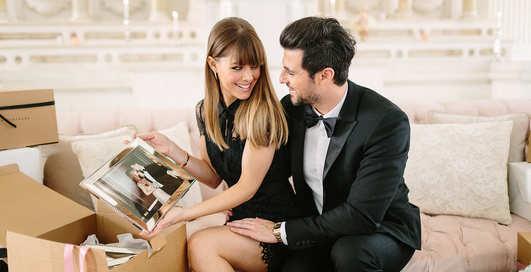 Подарки на День Валентина: что дарят украинские артисты любимым
