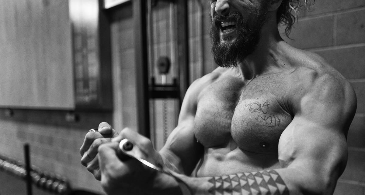 Джейсон Момоа: как тренируется великий Кхал
