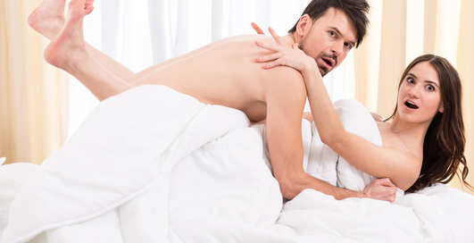 Самые нелюбимые позы для секса по мнению мужчин
