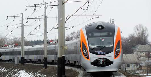 Укрзалізниця: вагон премиум-класса для VIP-персон