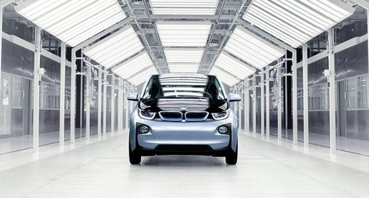 BMW i3: где и как собирают электрокар