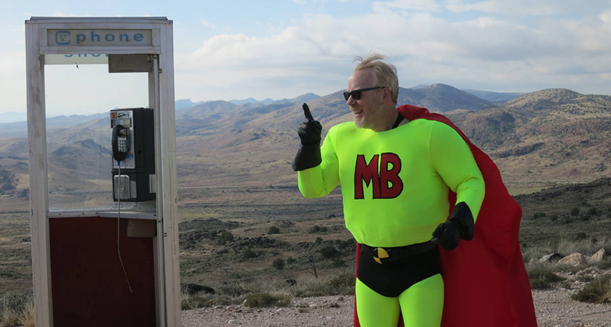Реально ли переодеться в телефонной будке менее чем за минуту