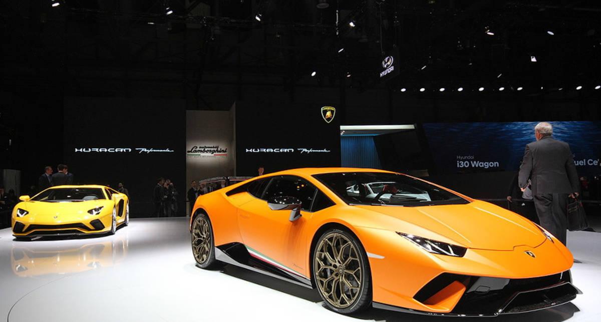 Женева-2017: автомощь, которую показали в первый день выставки