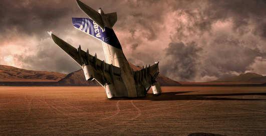 Почему падают самолеты: восемь самых странных причин
