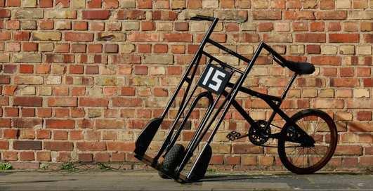 Велосипед-пивовозка: идеальный байк для езды за пенным