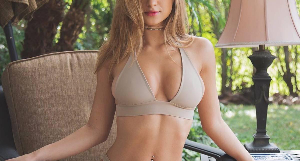 Красотка дня: флоридская модель Саванна Монтано
