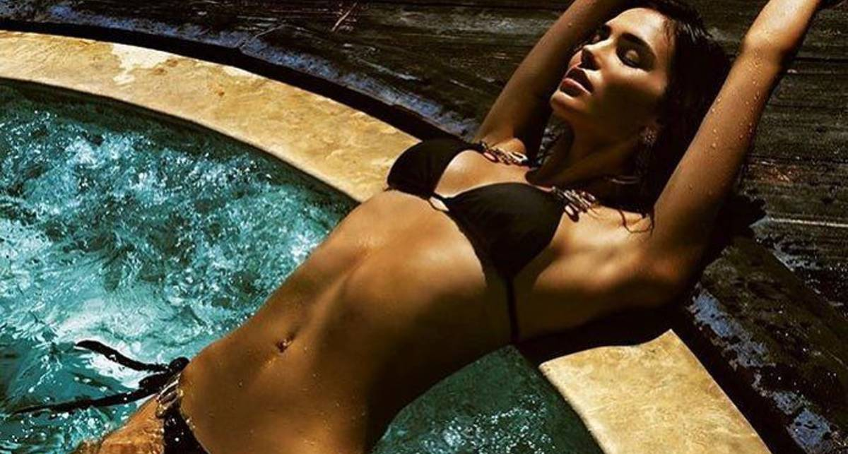 Красотка дня: кубинская модель Рэйчел Валлори