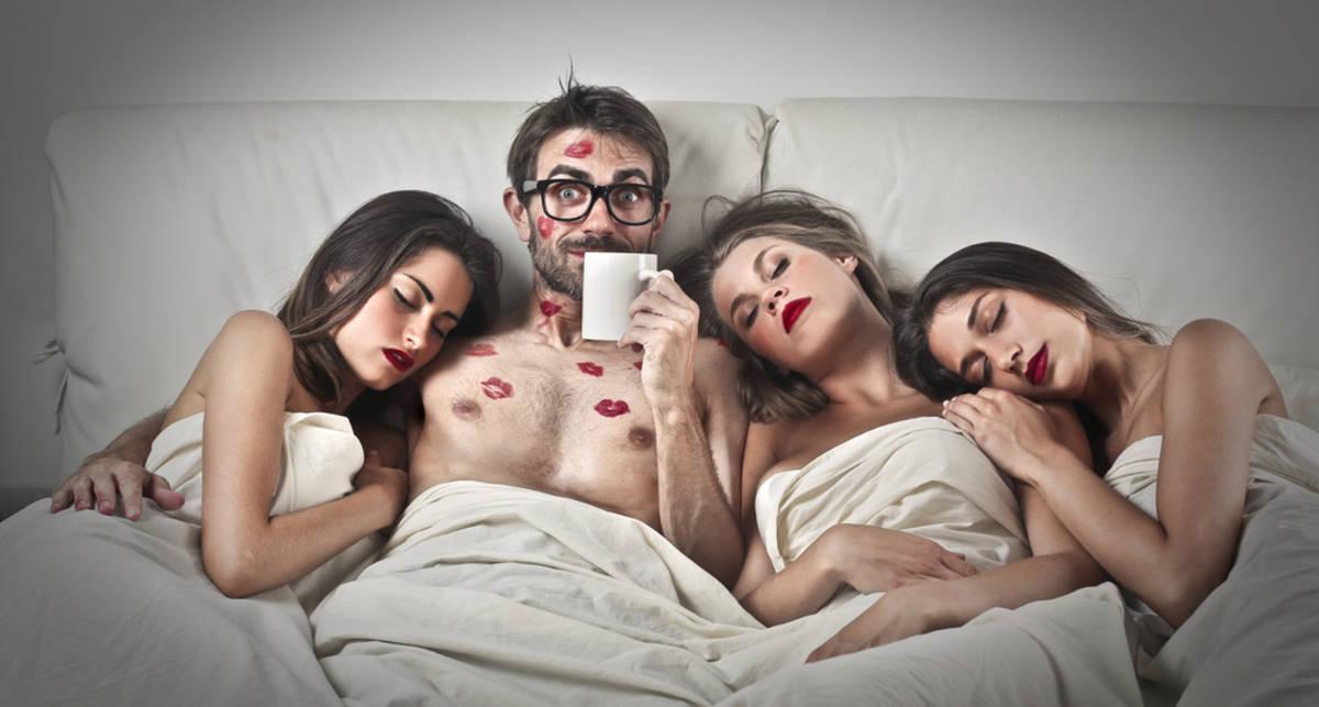 Мужские секс-фантазии: пятерка самых распространенных