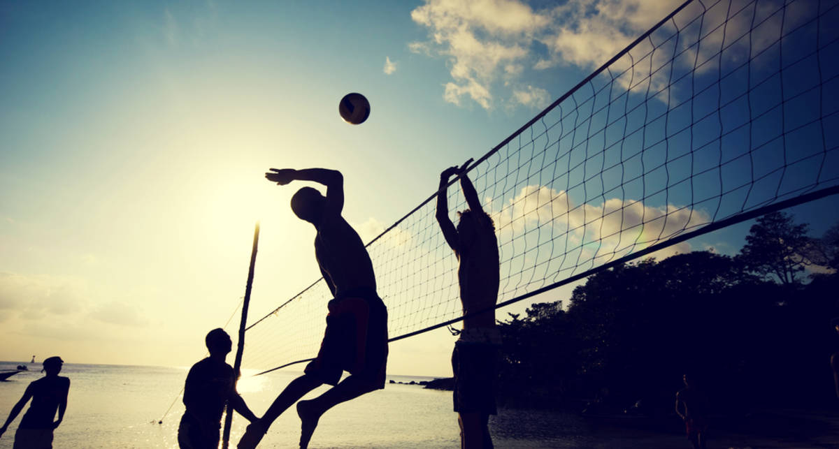 Секреты пляжного волейбола от финалиста Олимпийских игр 2016