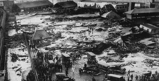 Пивное наводнение и Ко: 5 самых странных одноразовых событий