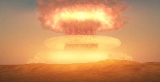 Как проводились испытания ядерного оружия в США в 1950-х
