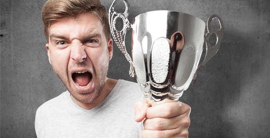 Как быть победителем: три мужских совета