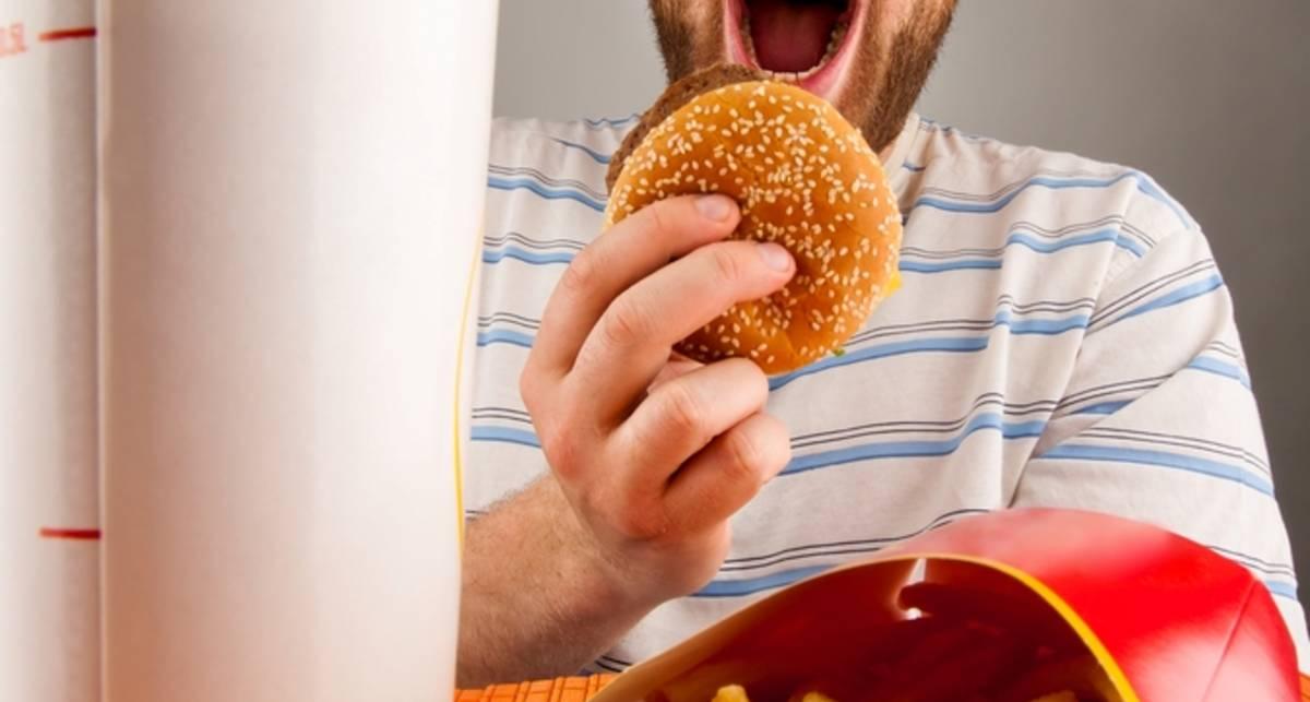 Четыре причины отказаться от фастфуда