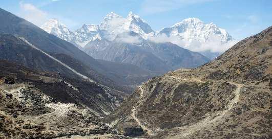 Лестница в небо: как подняться на Эверест
