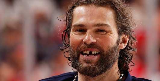 Самые отвратительные бородачи НХЛ