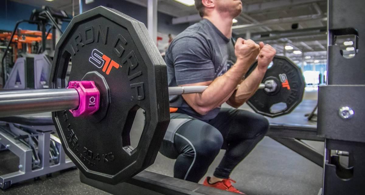 Как накачать ноги, если у тебя слабенькая спина