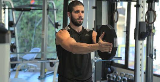 Как накачать грудь и трицепс: два самых забытых упражнения