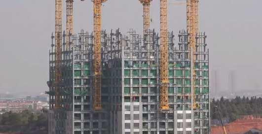 Десять самых быстро построенных домов на планете