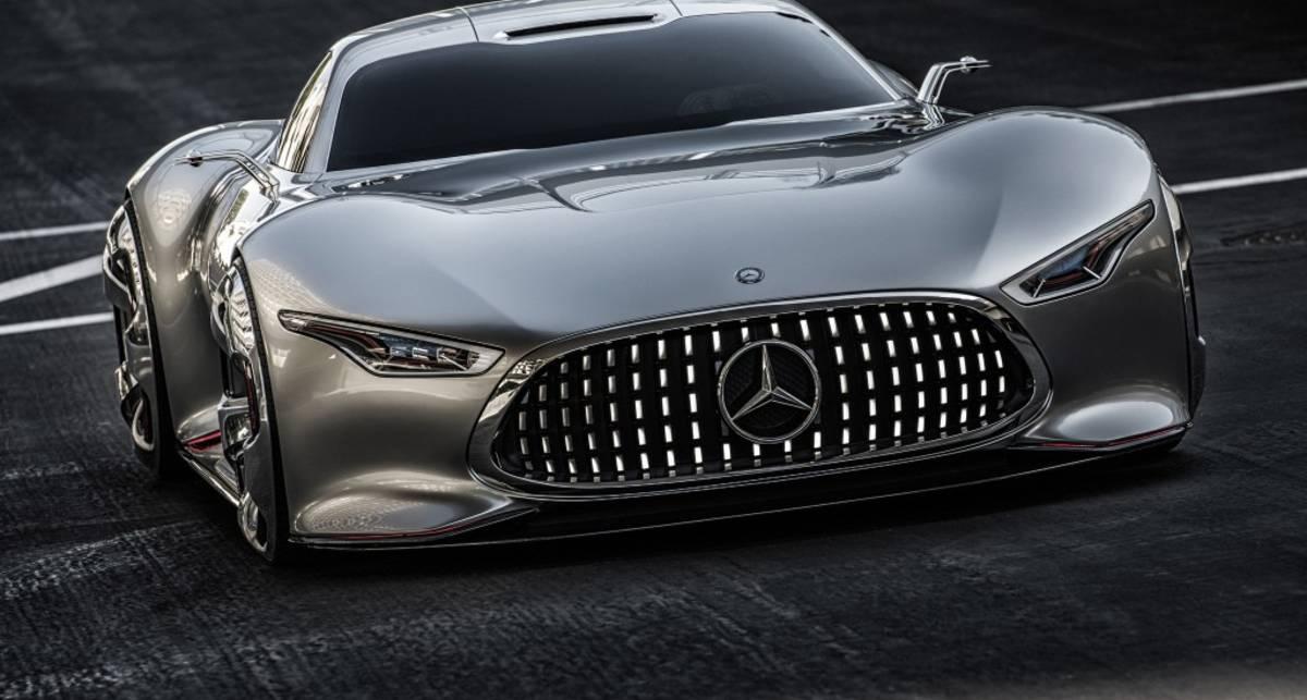 Mercedes-AMG Project One: 1020-сильный гиперкар за ?2,2 млн