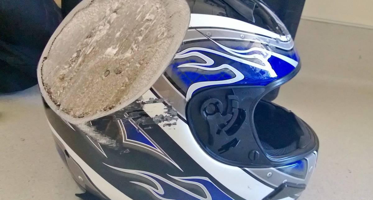 40 доказательств того, что шлем спасает жизни