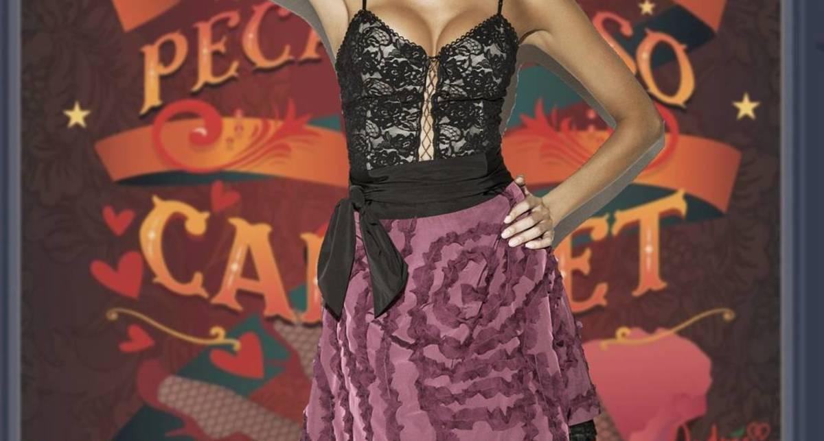 Красотка дня: испанская модель Каталина Валенсия деОсса