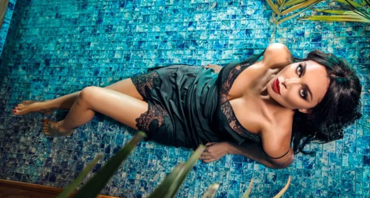 Тропическая эротика на страничках журнала XXL