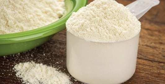 Казеиновый протеин – свойства и применение