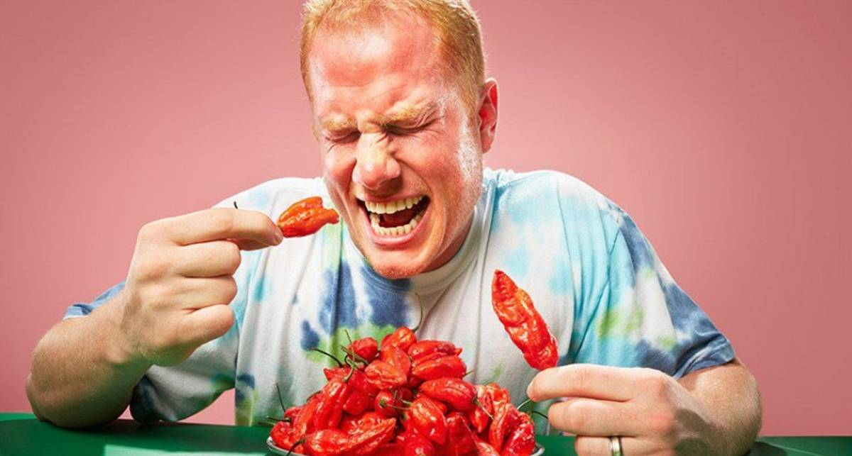 Пожар во рту: как остановить жжение от красного перца