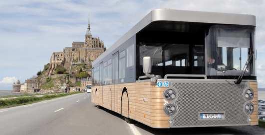 Cobus DES: уникальный автобус, у которого нет конца