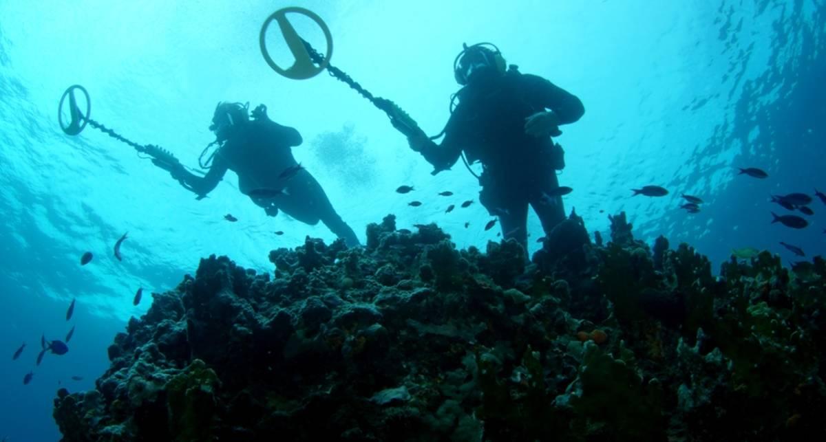 Золотое дно: подводные сокровища испанских кораблей