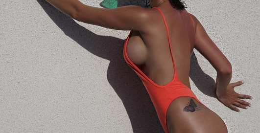 Красотка дня: американская модель Тесса Дельгадо