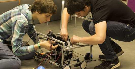 В Украине создан робот, который поедет покорять Вашингтон