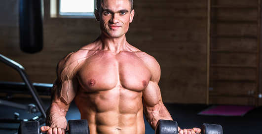 Классическая программа тренировок на все группы мышц