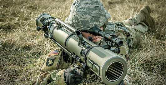 Ударные БПЛА и умные гранатометы: 3 военных инновации США