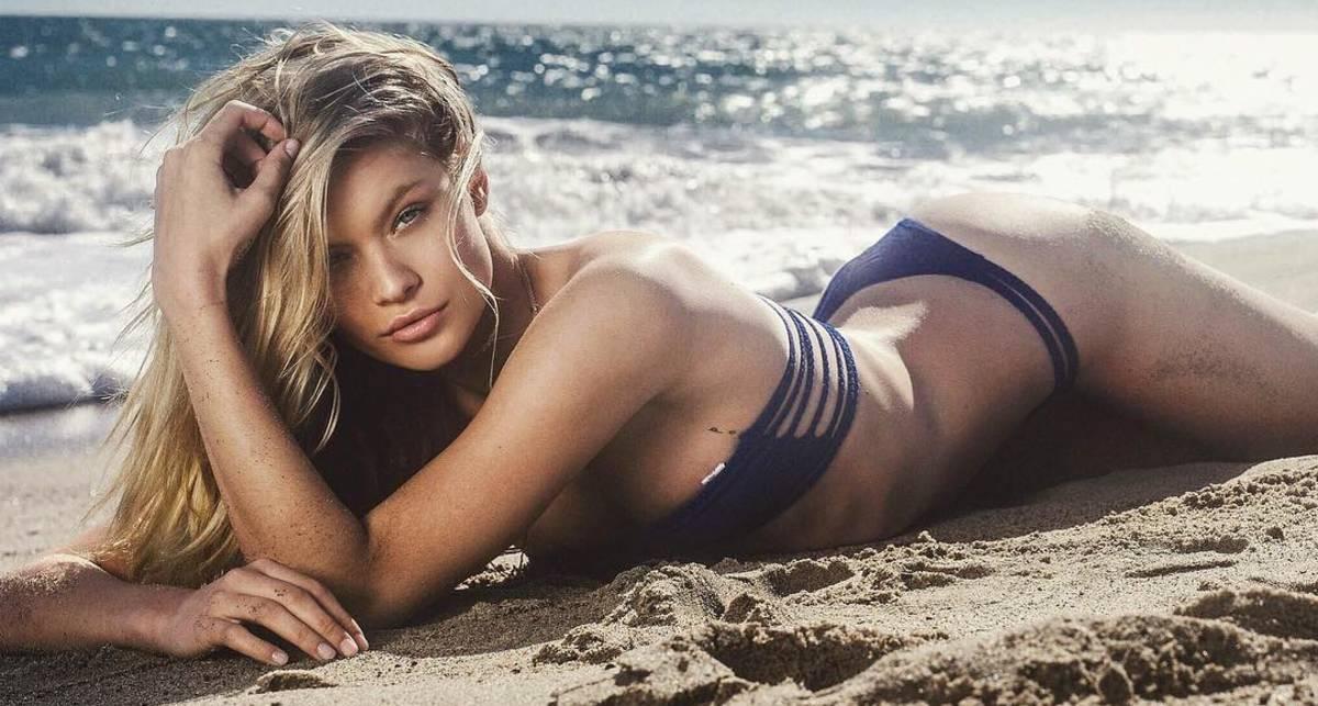 Красотка дня: американская модель Джози Кансеко