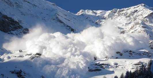 Снежная лавина: можно ли ее спровоцировать пением йодлем