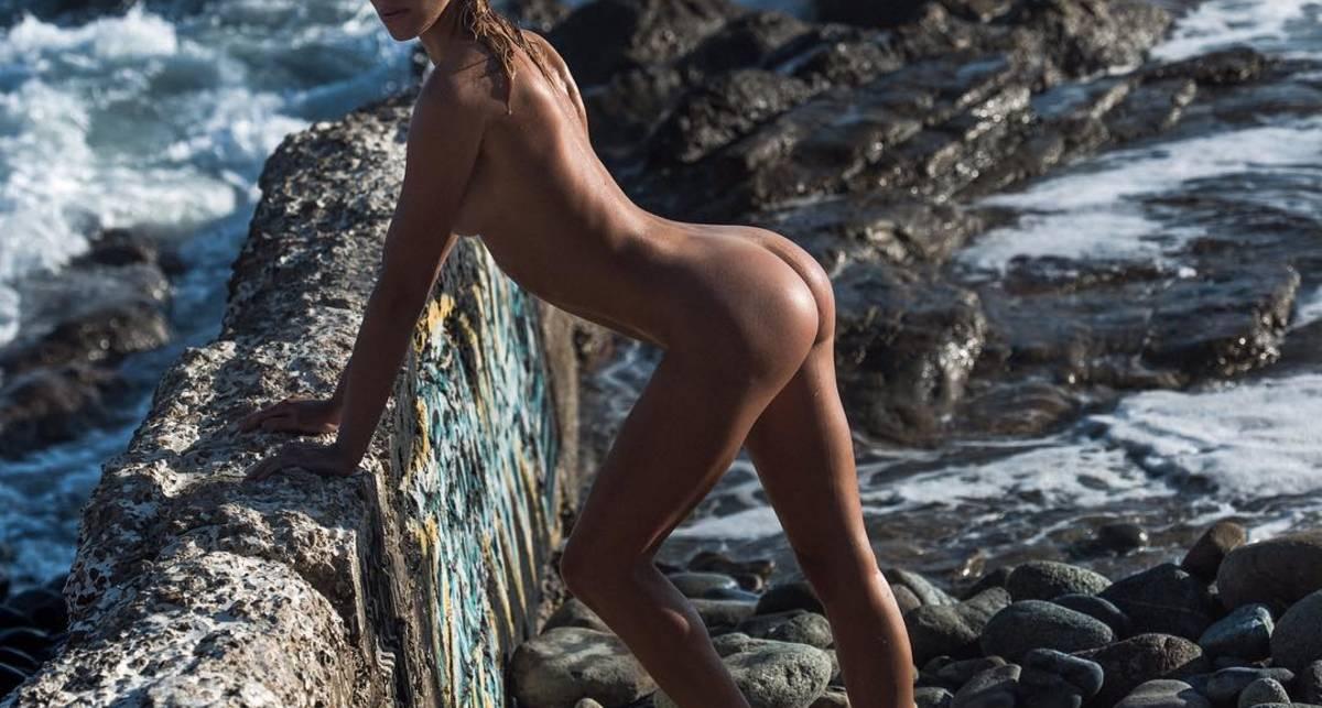 Красотка дня: американская модель Джессика ЛаРуссо