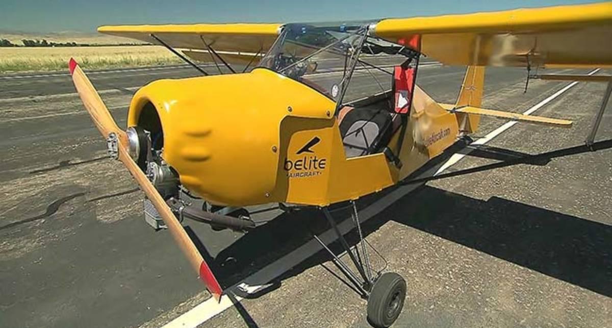 Липкий ремонт: можно ли при помощи скотча починить самолет