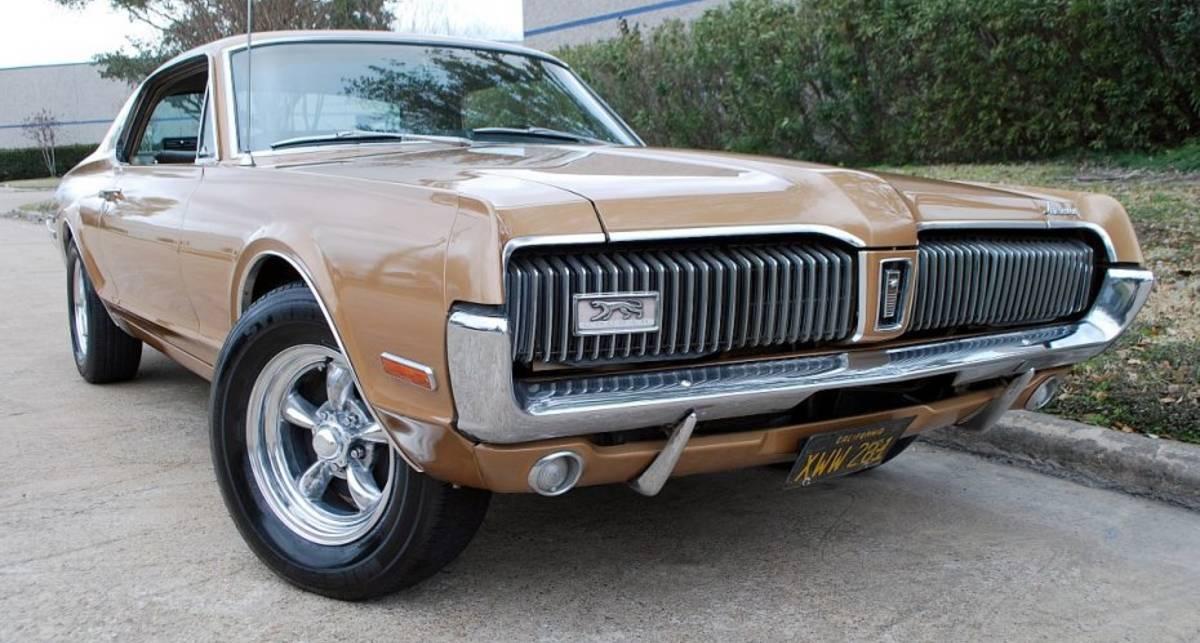 Старые и стильные: 5 американских авто мечты