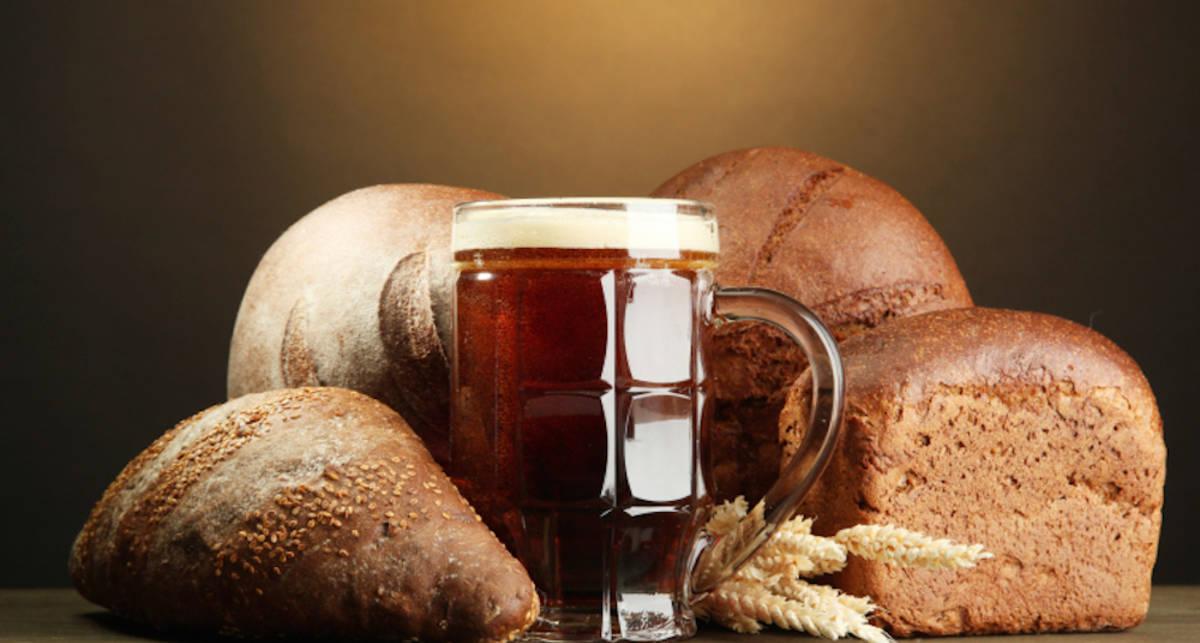 Пиво — жидкий хлеб. Почему пиво рубит, а хлеб — нет?