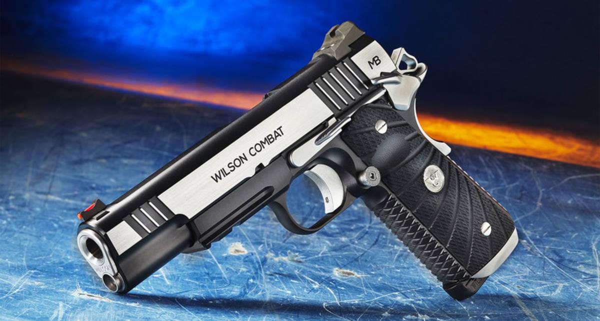 Стрелять красиво не запретишь: 25 кастомных пистолетов Wilson Combat
