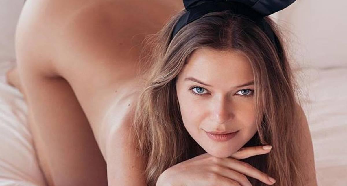 Красотка дня: модель Playboy Лиза Кей