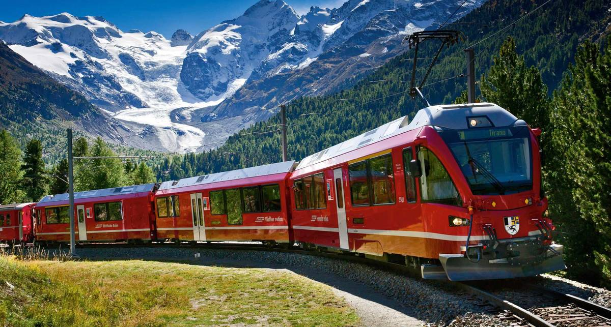 По-богатому: 3 самых крутых поезда Европы